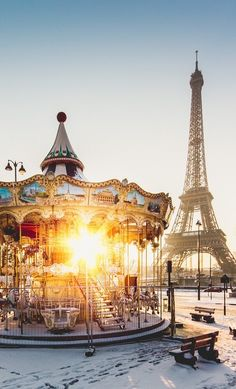 Carousels ♥ Paris