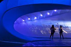 The Burnham Pavilion by Zaha Hadid Architects in Chicago | Yatzer
