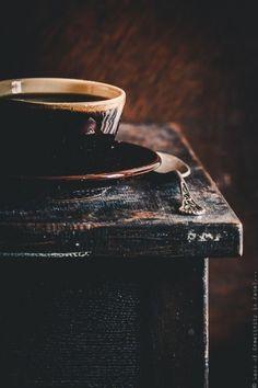 "cafeinevitable: "" Black Coffee """