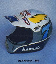 1986 Bell Moto-4 of Bob Hannah | Flickr - Photo Sharing!