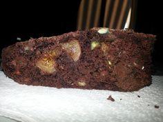 Torta d'inverno con farina di castagne, fichi,mandorle, cioccolato fondente, semi di lino e di zucca! un dolce perfetto per l'inverno 100% vegano. http://sabrieveg.altervista.org/torta-dinverno-2/