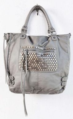 Stud Tote Bag at Urban Outfitters. I still can't believe the price!