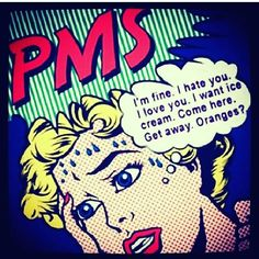 Yep...that pretty much sums it up - doesnt it ladies?? LOL #periodproblems…