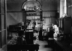 University of Virginia Laboratory 1905