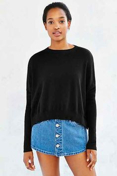 Silence + Noise Shiloh Sweater - Urban Outfitters