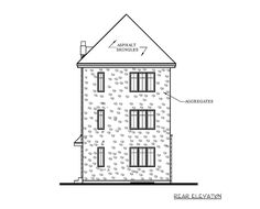 Apartments with Potential Commercial Space - 21426DR   Architectural Designs - House Plans Commercial Building Plans, Narrow Lot House Plans, Monster House Plans, Entry Hall, Square Feet, Apartments, Family Room, Floor Plans, How To Plan