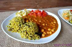 veg-i-vet: Cizrna na paprice s rýží