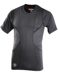 TRU-SPEC CONCEALED CARRY HOLSTER SHIRT One of the most innovative shirts you'll ever own. Designed for concealed carry of small to medium frame handguns, but can secure magazines, electronics or Concealed Carry Shirt, Concealed Carry Holsters, Conceal Carry, Hunting Shirts, Hunting Clothes, Holster Shirt, Gun Holster, Spandex Material, Polyester Spandex