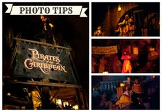 Yo Ho, Yo Ho ♫! Photo Tips for Pirates of The Caribbean Attraction...
