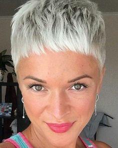 @uyabrem #pixie #haircut#short #shorthair#h#s#p #blondehairdontcare#blondeshavemorefun#platinumhair #blonde #haircuts #короткиестрижки #стрижка