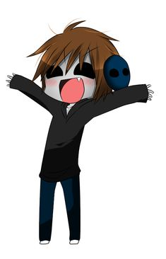 Read Eyeless Jack from the story How To Summon Creepypastas by Kuroemii (imu with reads. Creepypasta Chibi, Creepypasta Wallpaper, Eyeless Jack, Ben Drowned, Laughing Jack, Jeff The Killer, Slender Man, Scary Stories, Creepy Pasta
