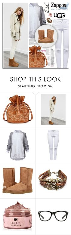 """""""The Icon Perfected: UGG Classic II Contest Entry"""" by dora04 ❤ liked on Polyvore featuring UGG, UGG Australia, ugg and contestentry"""