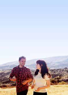 Jess und Nick-Dating im echten Leben