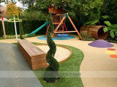 Rahat ve şık bahçe dekorasyonları evdekora.com #garden