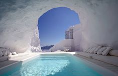 Katikies, Santorini. © Katikies