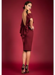 Rochie Come to touch me Touch Me, Attitude, Peplum Dress, Elegant, Shopping, Collection, Dresses, Design, Fashion
