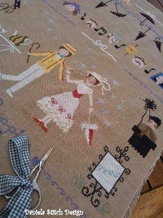 La Casetta Delle Piccole e Dolci Creazioni -Daniela Stitch Design: ❀Supercalifragilis☂ichespiralidoso ❀❀❀