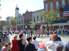 parade - looks a lot like my home town...