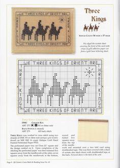 We Three Kings • Chart