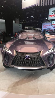 Pinterest : @vandanabadlani Car goals, Lexus, Rose pink, luxury