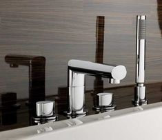 contemporary sink faucet