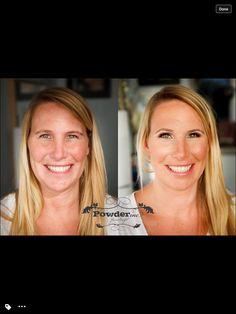 Wedding make up - by Powder inc