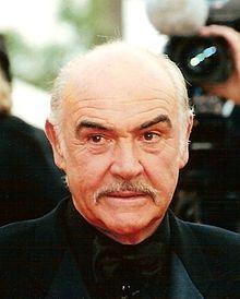 Sean Connery au festival de Cannes en 1999