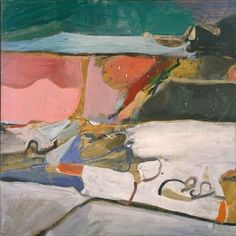 57 super ideas for abstract landscape painting richard diebenkorn Abstract Landscape Painting, Landscape Art, Landscape Paintings, Abstract Art, Landscapes, Abstract Paintings, Richard Diebenkorn, Art And Illustration, Wayne Thiebaud