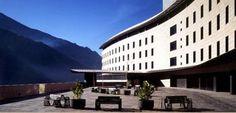 Hospital Nostra Senyora de Meritxell. Andorra. CASA Sólo Arquitectos. Francesc Pernas