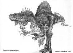 spinosaurous.