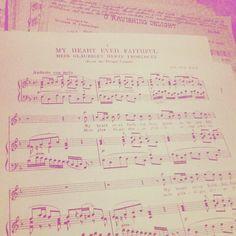#sing #studying #singing #singer   #new #sheetmusic #bach #repertorio #barroco #concert  #pianist #beautiful  #wonderful #music #lovemusic #conservatory #ilovesing  #iamhappy  #fun #inlove  #art #mondey #night #now #instagram #photooftheday by daphne_tur