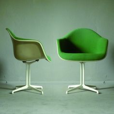 La Fonda Armchair Dinner Chair by Charles and Ray Eames for Herman Miller