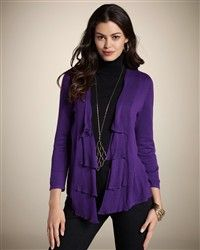 Love Purple! Chico's