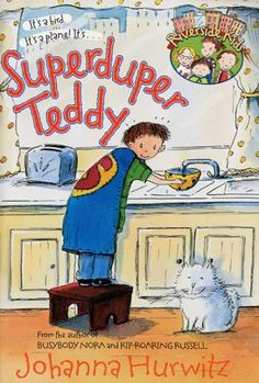 Encouraged by his gregarious sister and his trusty Superman cape, five-year-old Teddy takes his first steps toward independence.