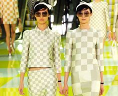 Louis Vuitton 60s Style