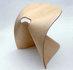 Fortune Cookie Stacking Stool