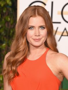 Amy Adams Long Wavy Cut - Newest Looks - StyleBistro