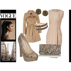 """""""Afternoon in Paris"""" by kalliopaki on Polyvore"""