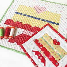 Lori Holt's Farm Girl Vintage Anniversary: Celebrate with A Free Block & Check Out a New Pattern!! | Fat Quarter Shop's Jolly Jabber | Bloglovin'