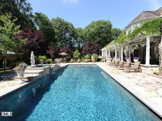 13 room on 4 spectacular acres in New Canaan, CT