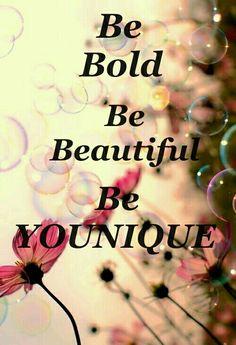 Be Younique. http://www.BeautifulLifeStylesbyKimmie.com