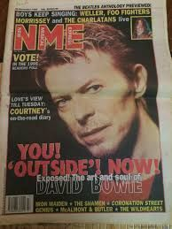 Image result for david bowie uk magazines