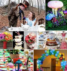 Alice in Wonderland prom theme - 10 Unusual Prom Themes for 2014