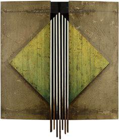 Jerald Melberg Gallery > Artists > Gallery Artists > Gallery Artists - Ramon Urbán > Urban - Banderas de Nadie I