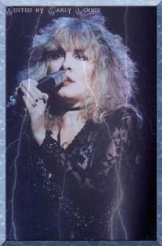 Stevie Nicks Created by Carly Louise