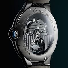 Cartier ID One Concept Watch   photo