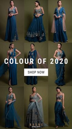 Keep It Rich and Royal with Perfect Hue for Summer Bride and Bridesmaid, Indian Wedding Gowns, Indian Gowns Dresses, Indian Bridal Outfits, Indian Fashion Dresses, Dress Indian Style, Indian Designer Outfits, Colour Combination For Dress, Anarkali Dress Pattern, Lehenga Color Combinations