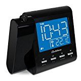 Electrohome Projection Alarm Clock with AM/FM Radio, Battery Backup, Auto Time Set, Dual Alarm, Sleep Timer, Indoor Temperature/Day/Date Display with Dimming & Audio Input for Smartphones (EAAC601)  by Electrohome  (360)  Buy new: CDN$ 38.99  5 used & new from CDN$ 12.91  (Visit the Bestsellers in Telephones & Accessories list for authoritative information on this product's current rank.) Amazon.ca: Bestsellers in Electronics > Telephones & Accessories