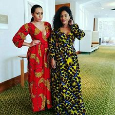 Online Hub For Fashion Beauty And Health: Lovely Ankara Long Gown Dresses For The Fashionist. African Dresses For Women, African Attire, African Wear, African Women, African Print Fashion, Africa Fashion, African Prints, Ankara Maxi Dress, Ghanaian Fashion