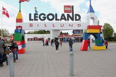 The Legoland Denmark